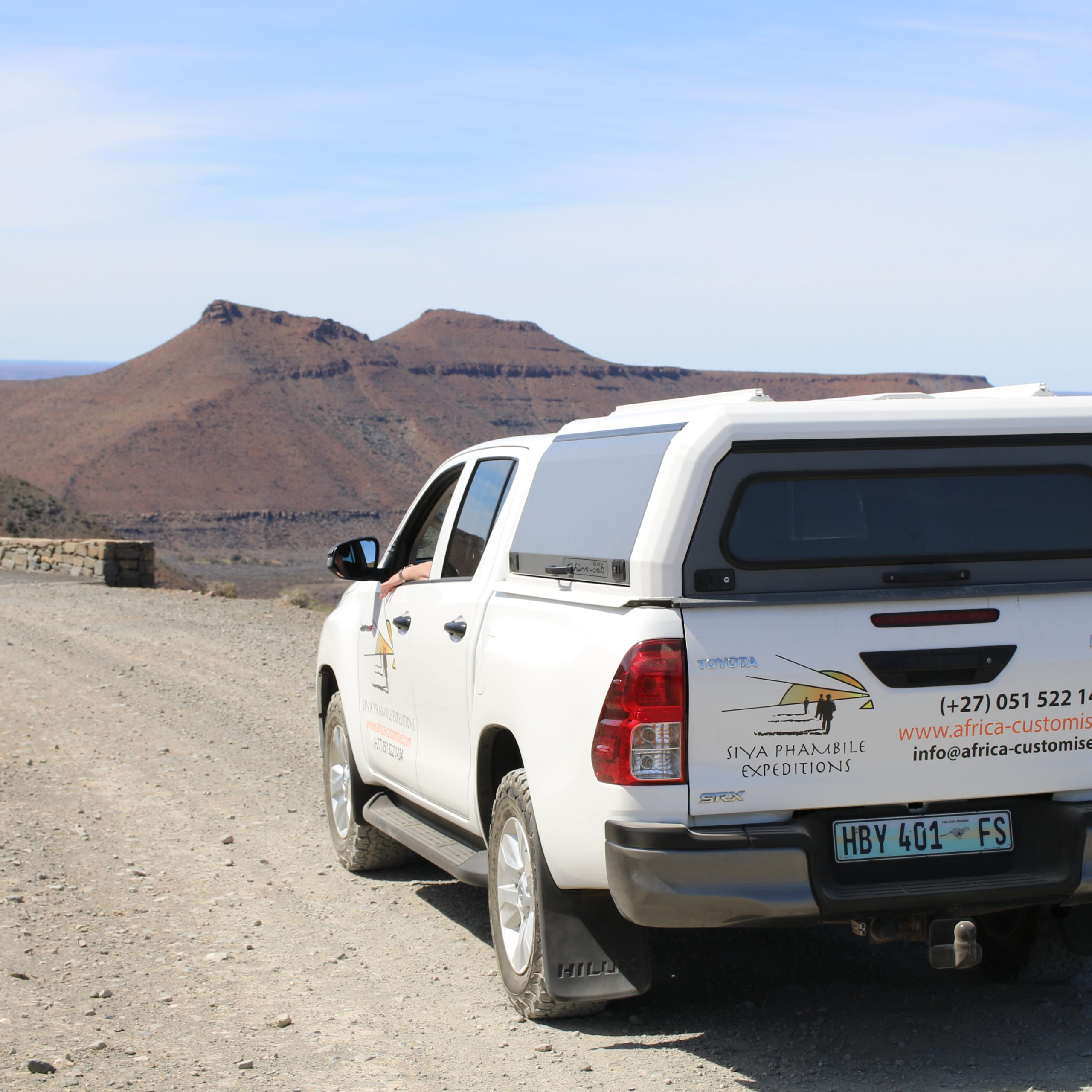 Day 9 | The Great Karoo Landscape