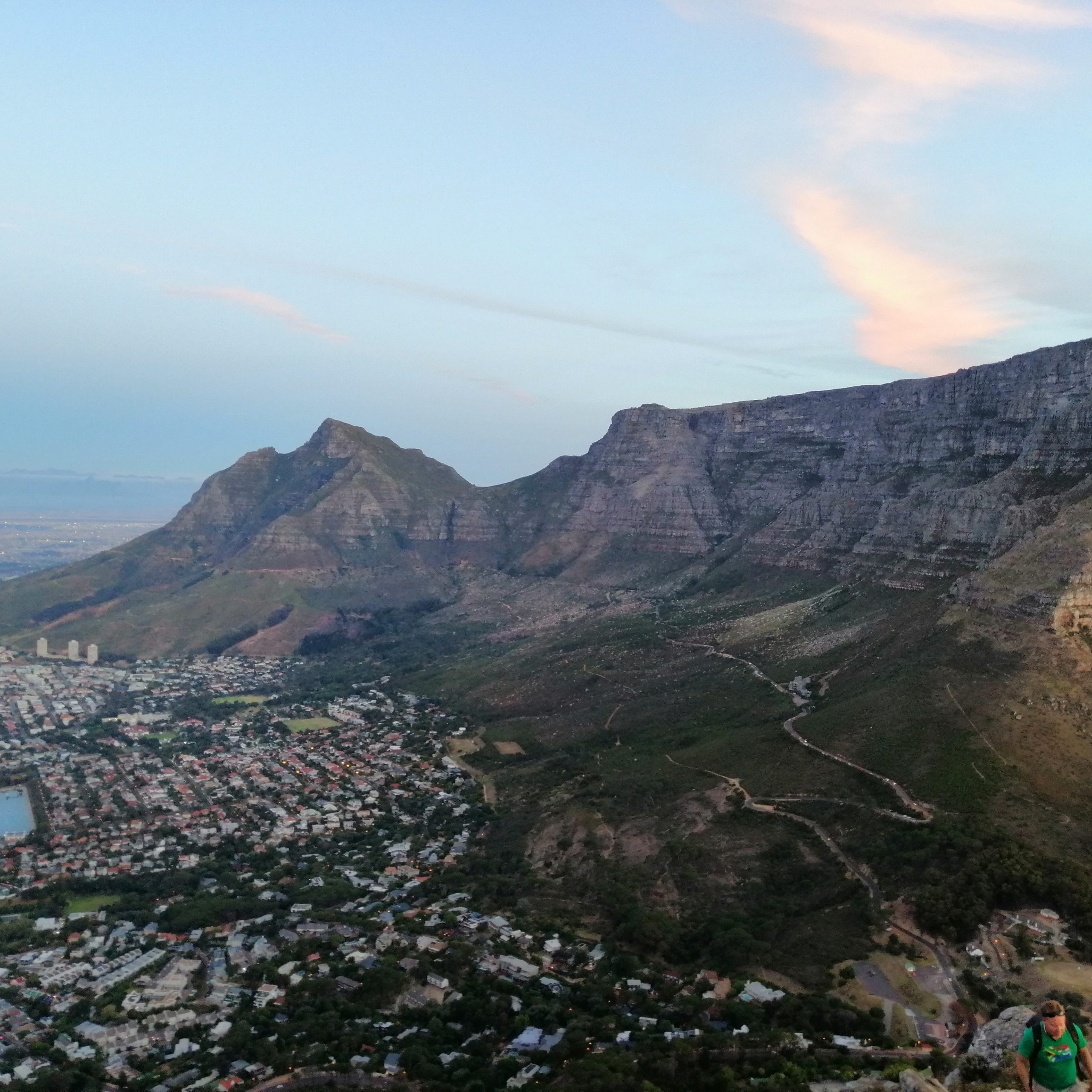 Arrival Day | Cape Town